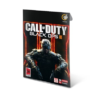 بازی CALL OF DUTY BLACK OPS 3 نشر گردو